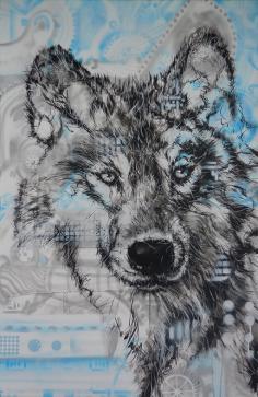 the  freezing wolf